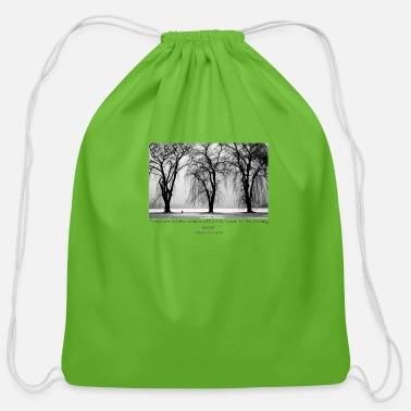 Series Tree Series - Cotton Drawstring Bag