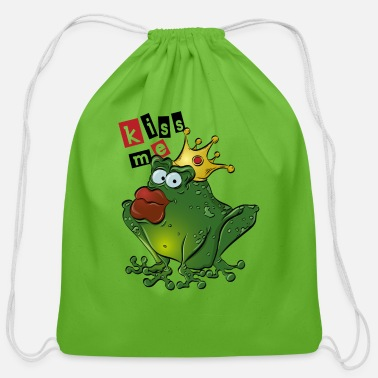 Frog Prince Frog Prince - Cotton Drawstring Bag