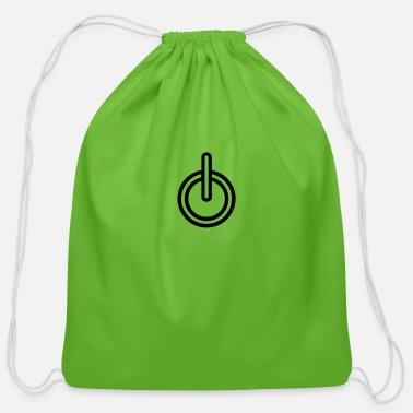 Turn On TURN ON - Cotton Drawstring Bag