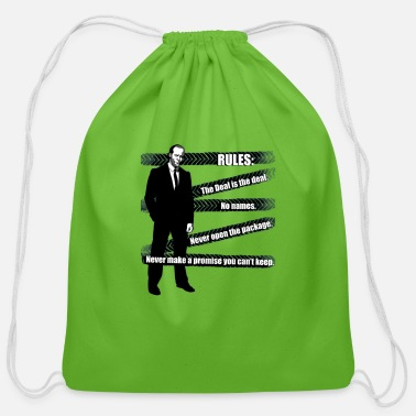 Transport Rules of Transport - Cotton Drawstring Bag