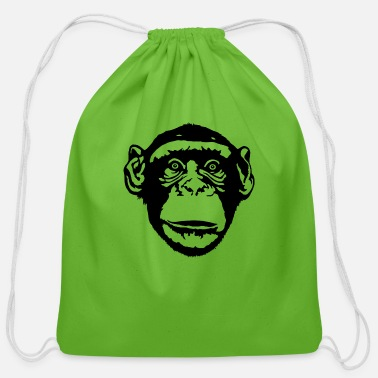 Ape Ape - Cotton Drawstring Bag