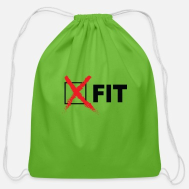 Crossfit CROSSFIT - Cotton Drawstring Bag
