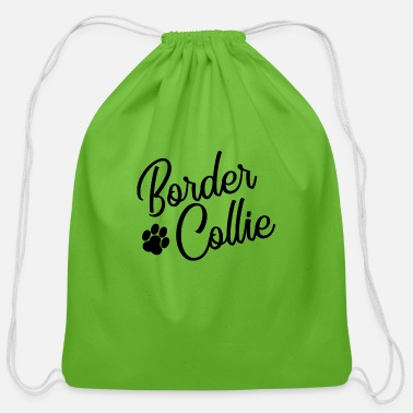 Vector border vector - Cotton Drawstring Bag
