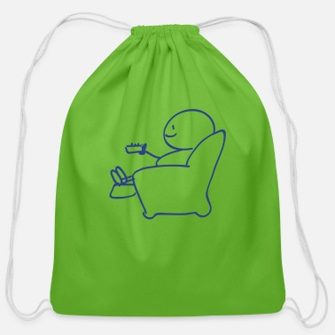 Sit sit - Cotton Drawstring Bag