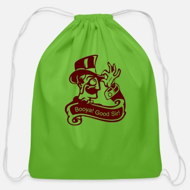 Sir Good Sir - Cotton Drawstring Bag