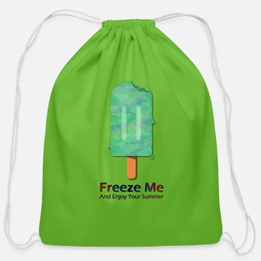 Summercontest Ice Cream - Cotton Drawstring Bag