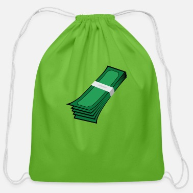 Cash Cash - Cotton Drawstring Bag