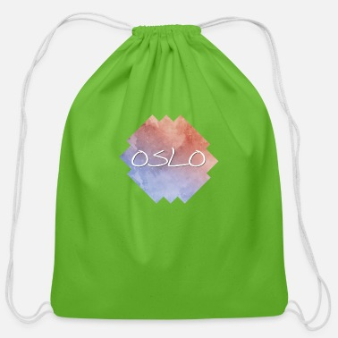 Oslo Oslo - Cotton Drawstring Bag