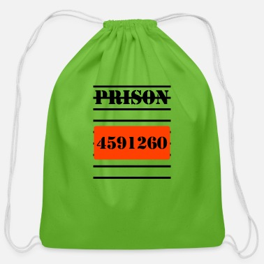 Prison prison - Cotton Drawstring Bag