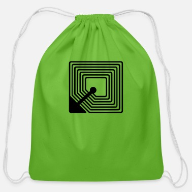 Web RFID - Cotton Drawstring Bag