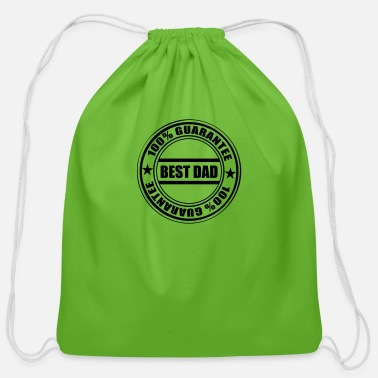 Best Dad Best Dad - Cotton Drawstring Bag