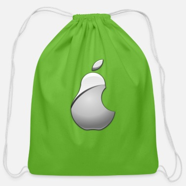 Pear Logo - Cotton Drawstring Bag