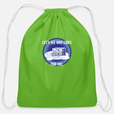 Sour Sour Milk - Cotton Drawstring Bag