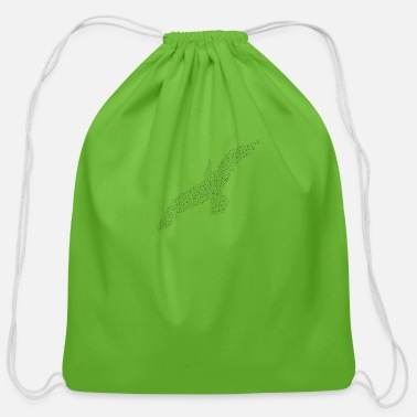 Birdie Birdy - Cotton Drawstring Bag