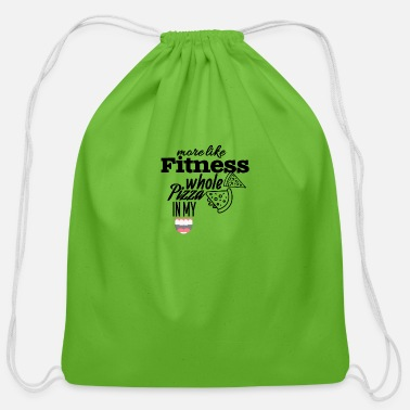 Fitness Fitness - Cotton Drawstring Bag