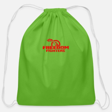 Freedom Fighters Freedom Fighters - Cotton Drawstring Bag