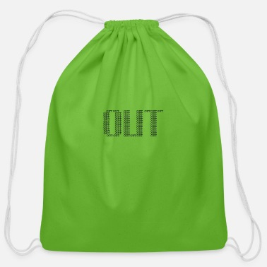 Out OUT - Cotton Drawstring Bag