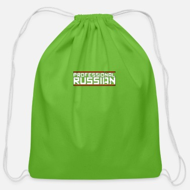 Fps Russia Russian - Cotton Drawstring Bag