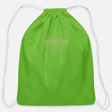 Prohibition Prohibition gastrohouse - Cotton Drawstring Bag