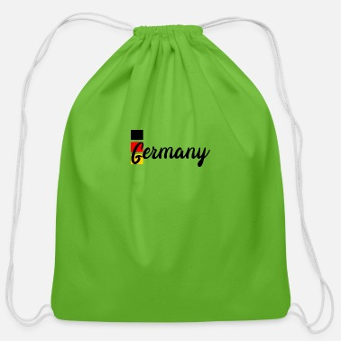 Neighborhood Germany - Cotton Drawstring Bag