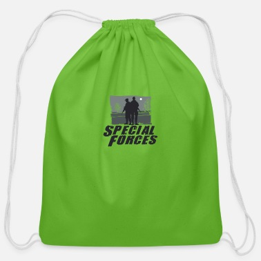 Special Forces Special Force - Cotton Drawstring Bag