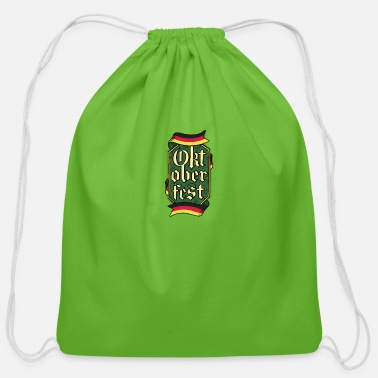 Oktoberfest Oktoberfest - Cotton Drawstring Bag