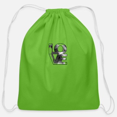 Stafford Stafford Love - Cotton Drawstring Bag