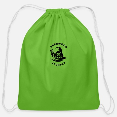 Sherwood The Archery - Cotton Drawstring Bag