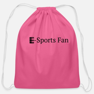 Esports Esports Fan - Cotton Drawstring Bag