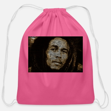 Rasta rasta - Cotton Drawstring Bag