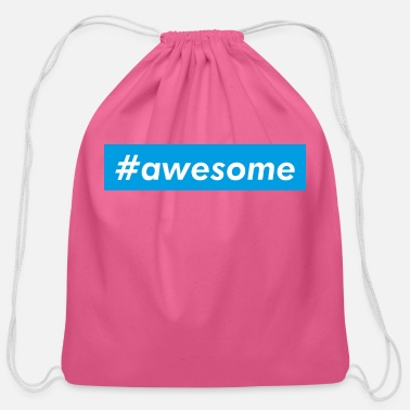 Story hashtag, hash, for story, stories, story - Cotton Drawstring Bag