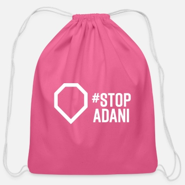 Start Of Start Adani - Cotton Drawstring Bag