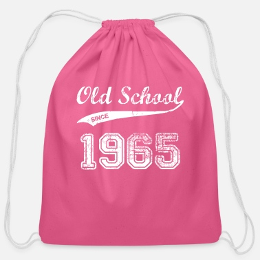 1965 1965 - Cotton Drawstring Bag