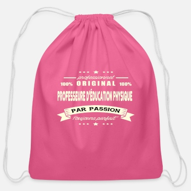 Physical Education Original Physical Education Teacher - Cotton Drawstring Bag