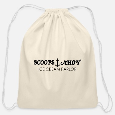 Ice Scoops Ahoy - Cotton Drawstring Bag