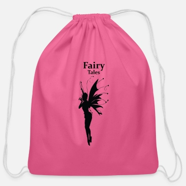 Fairy Tales FAIRY TALES - Cotton Drawstring Bag