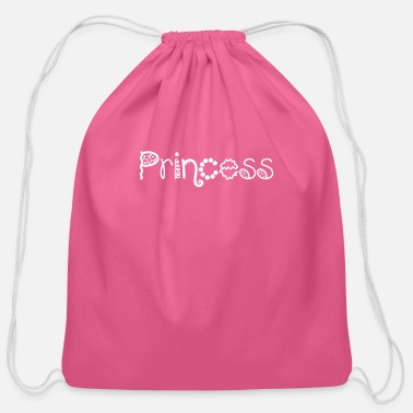 Princess Princess the princess - Cotton Drawstring Bag