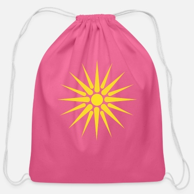 Macedonia MACEDONIA - Cotton Drawstring Bag