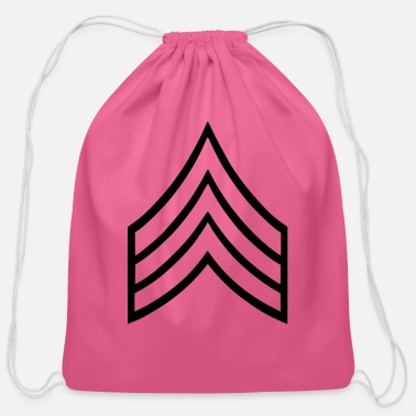 army - Cotton Drawstring Bag