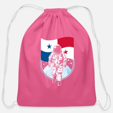 Panama Panama - Cotton Drawstring Bag