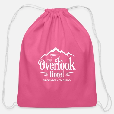 Hotel The Overlook Hotel merch - Cotton Drawstring Bag