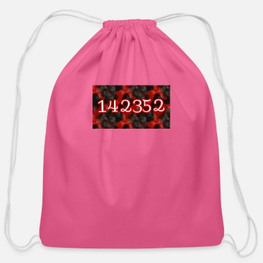 Reminder This, will remind everybody to stay strong. - Cotton Drawstring Bag