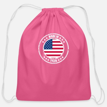 Tyler TYLER - Cotton Drawstring Bag