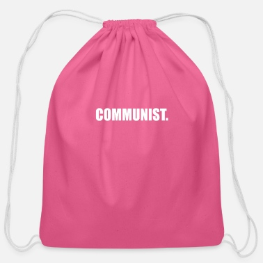 Communist COMMUNIST - Cotton Drawstring Bag