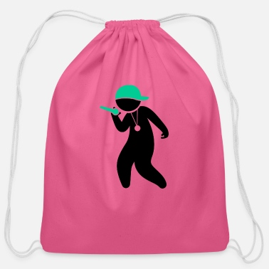 Rapper Hiphop Rapper - Cotton Drawstring Bag