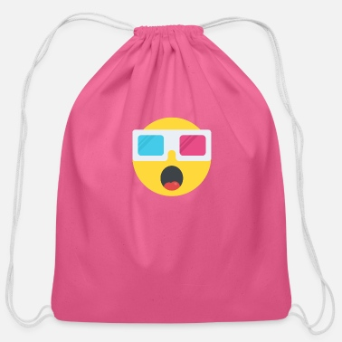 3d 3D - Cotton Drawstring Bag
