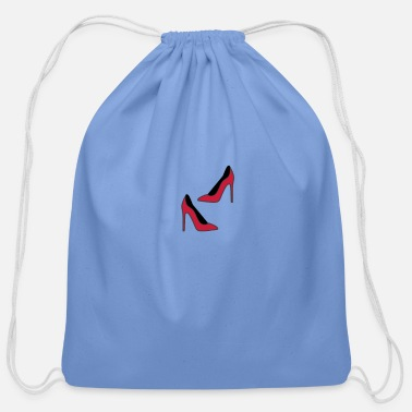 Highheels Shoes Highheels - Cotton Drawstring Bag