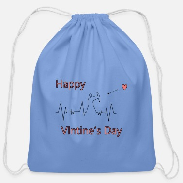 Cupido Valentine's Day - Love - Cupido - Cotton Drawstring Bag