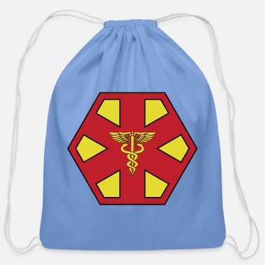 Power Medic - Cotton Drawstring Bag