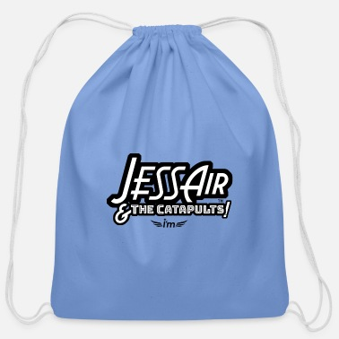 Catapult JESSAIR & the Catapults - Cotton Drawstring Bag